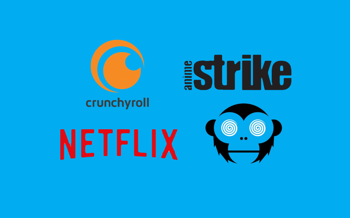 Streaming Stumbles How Each Major Anime Service Can Improve